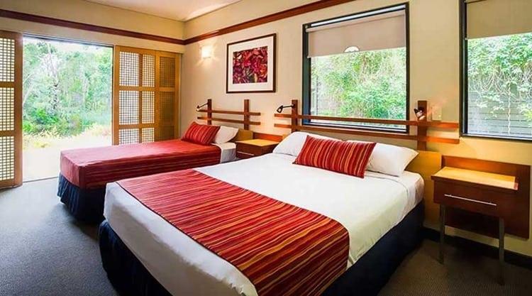 Kingfisher Bay Fraser Island Rooms