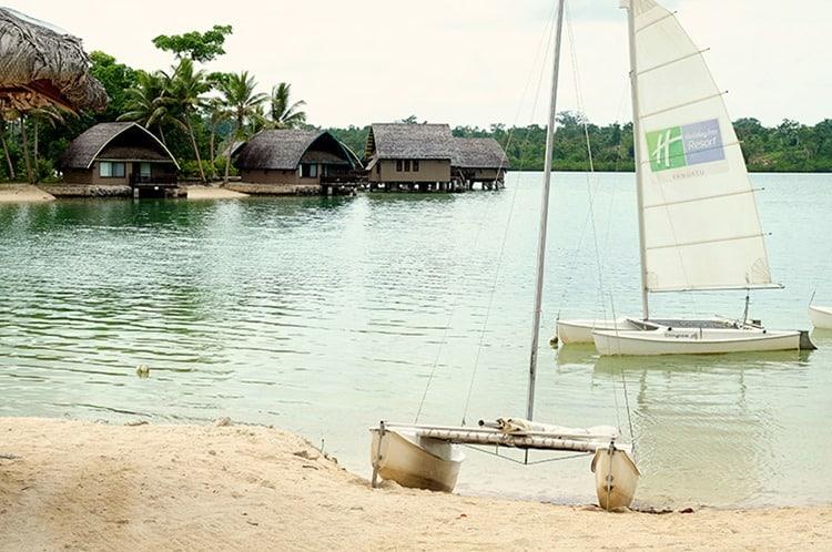 Overwater Bungalows Vanuatu