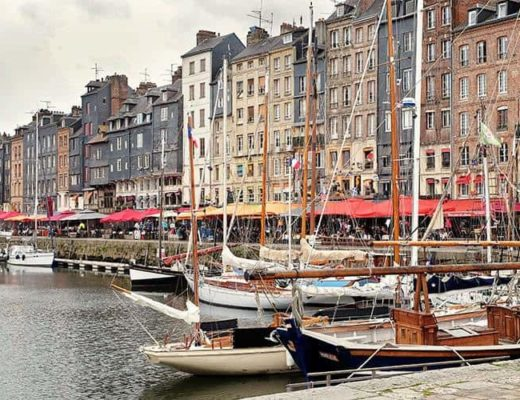 Things to do in Honfleur France