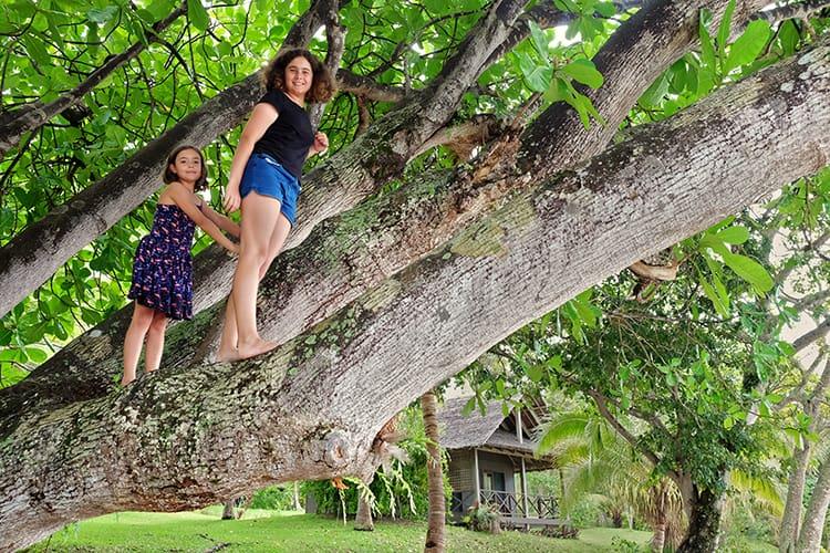Vanuatu Family Holiday at Aore Island Resort