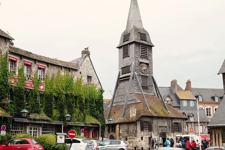What to see in Honfleur