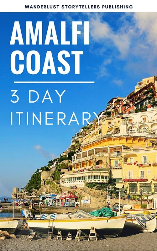 how to get to amalfi coast