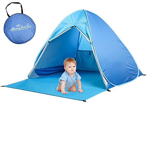 Moeach Baby Beach Tent Review