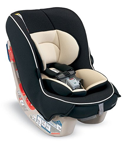 Combi Compact Coccoro Convertible Car Seat Review