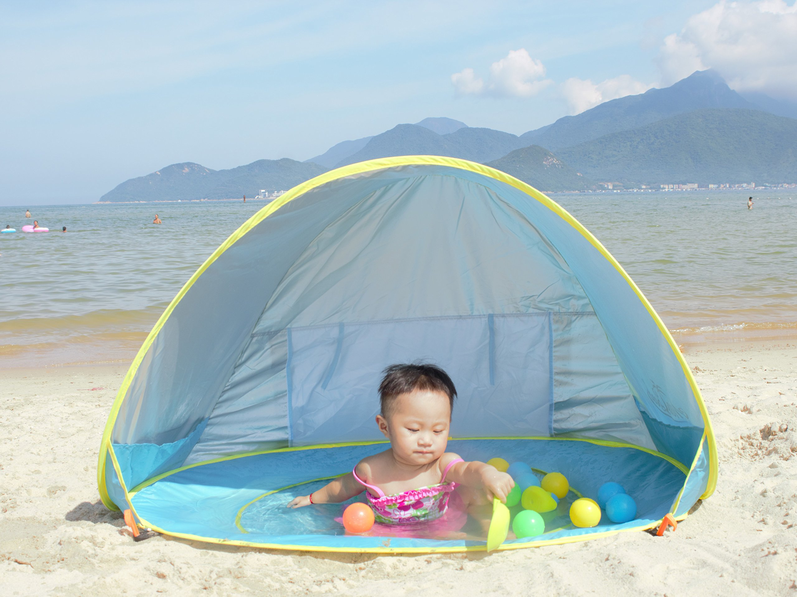 The Top 12 Best Baby Beach Tent Baby Sun Tent Amp Baby Sun