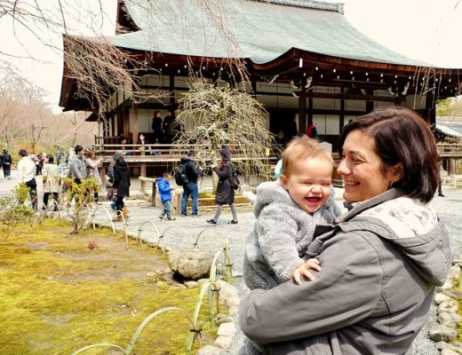 Visiting Japan Baby Travel Guide