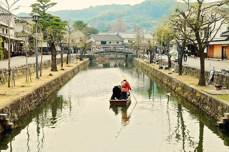 Kurashiki Canal District