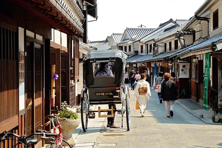 Kurashiki Japan Guide