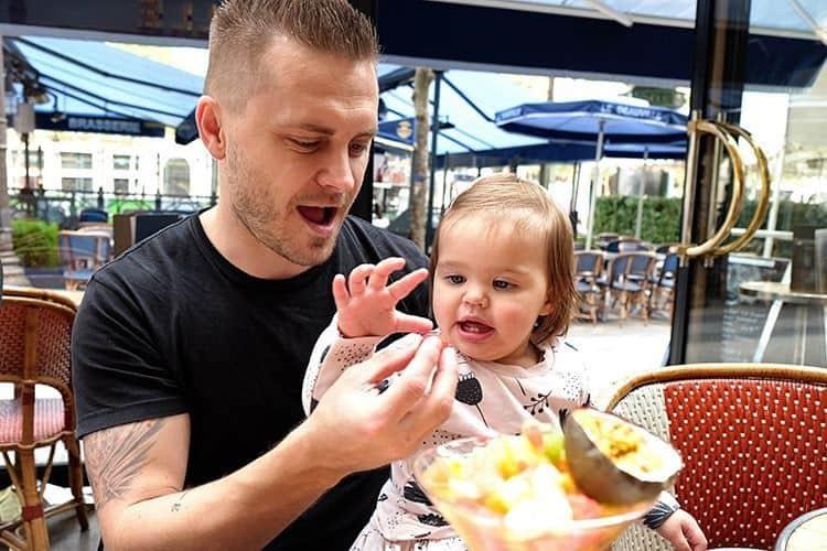 Paris Baby Travel Guide - Restaurants