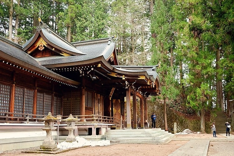 Things to do in Takayama - Shrine