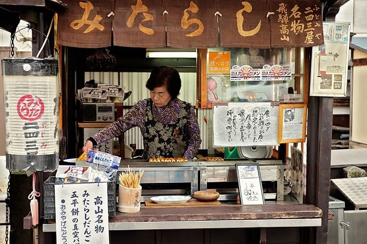 What to do in Takayama - Try the Local Food