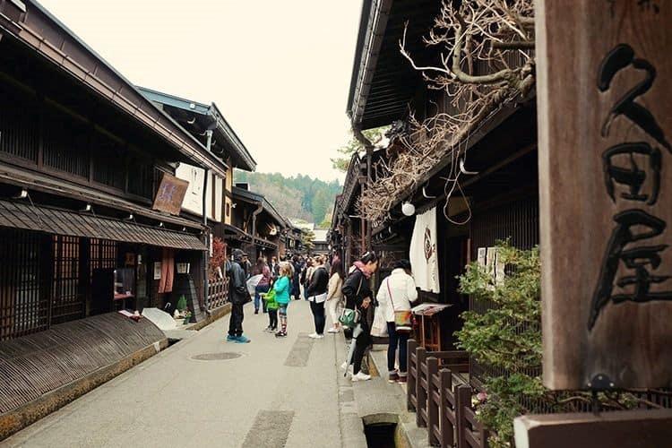 takayama attractions
