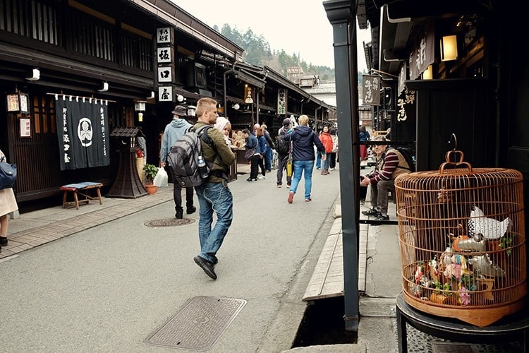 takayama japan points of interest