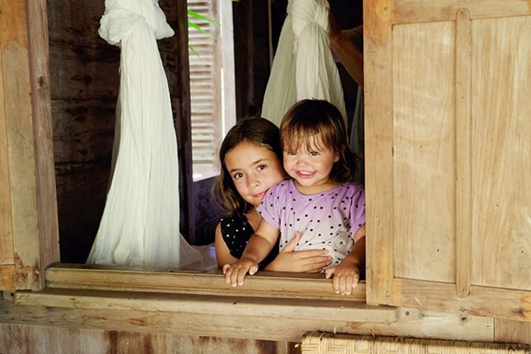 Avie & Lily at Ratua Resort and Spa