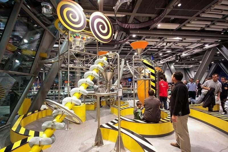 Copernicus Science Centre warsaw