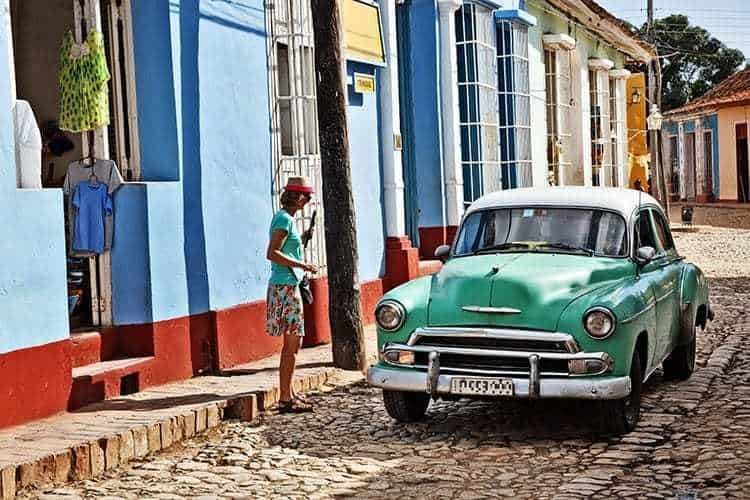 Cuba - best teenage holiday destinations
