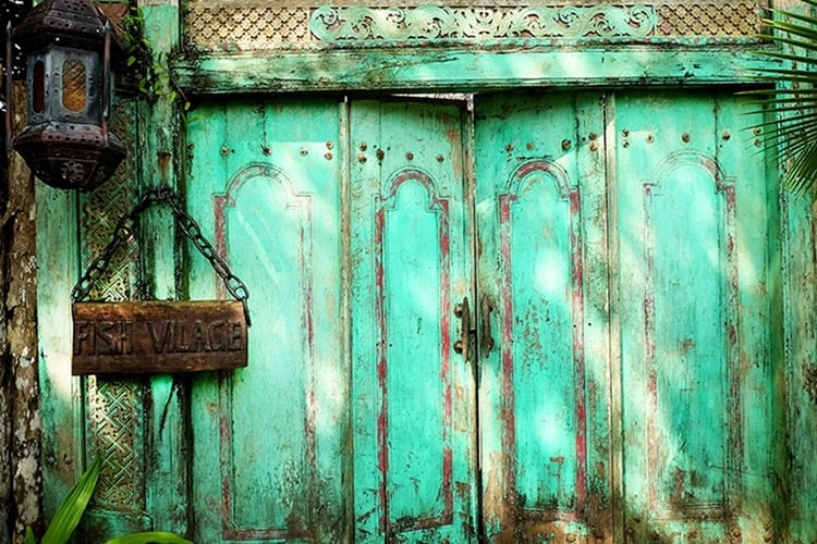 Doors to Fishing Village