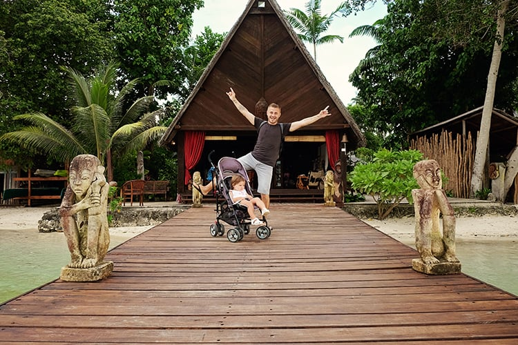 Ratua Island with Kids