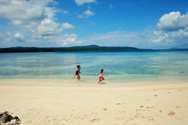 Ratua Private Island with Kids