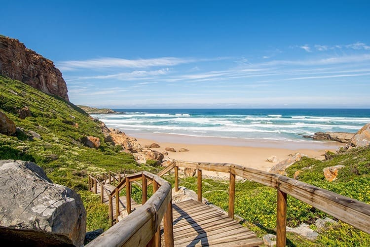 Robberg, Garden Route, South Africa