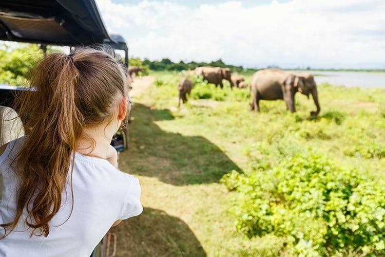 Sri Lanka - best holidays for teenagers