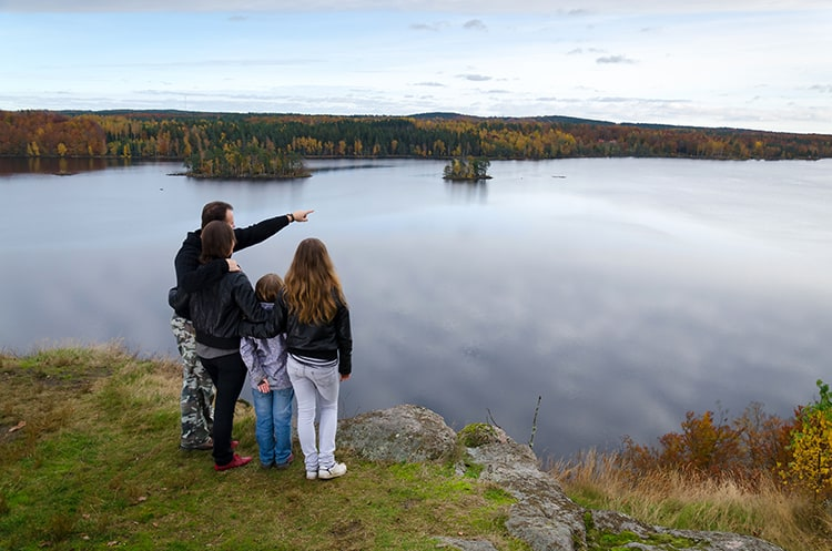 Sweden with kids