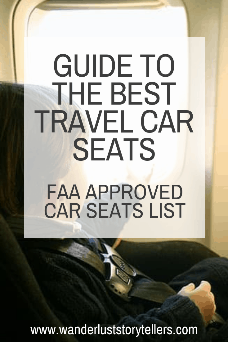 The best travel car seats for babies and toddlers