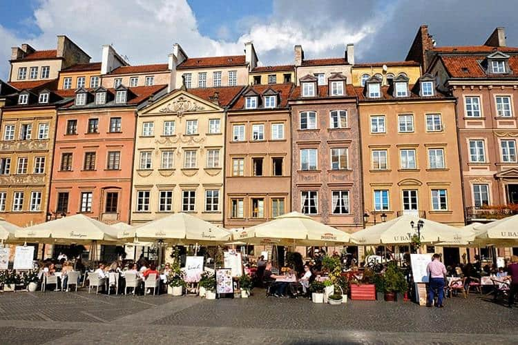 Top Things to do in Warsaw Old Town