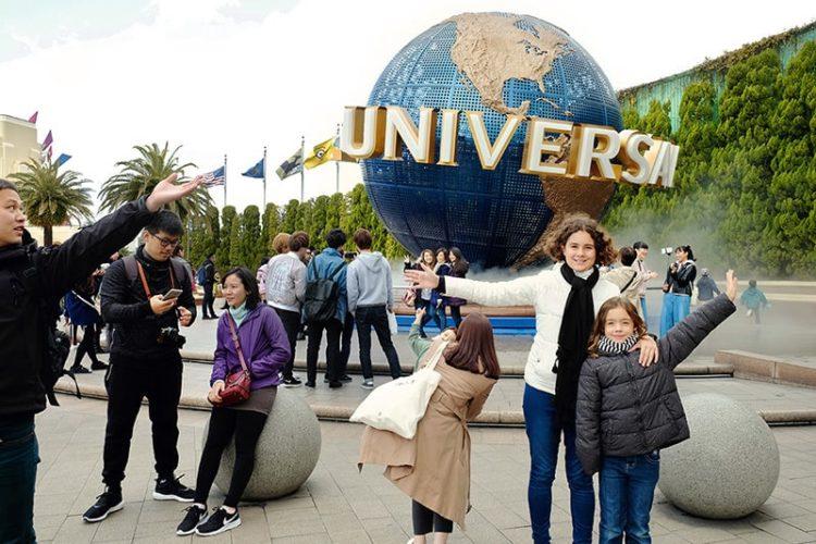 Universal Studios Osaka with Kids