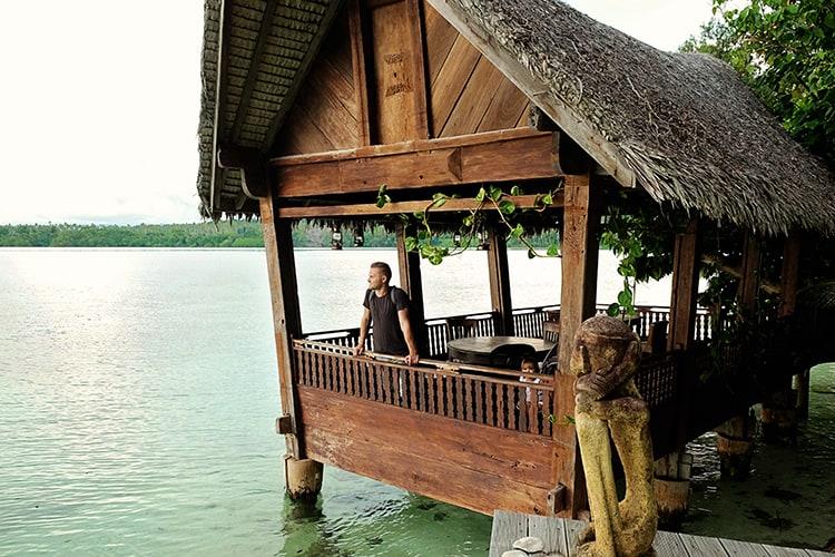 Vanuatu Private Island