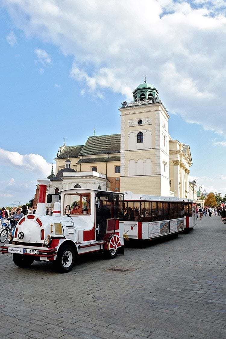 Warsaw Old Town Poland