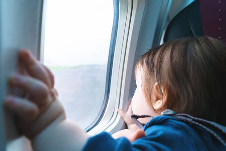 Car Seats Are Not Allowed In Where Theyd Block Exit Paths Of Any Other Passenger The Row With That Mind You Should Choose A Window Seat For