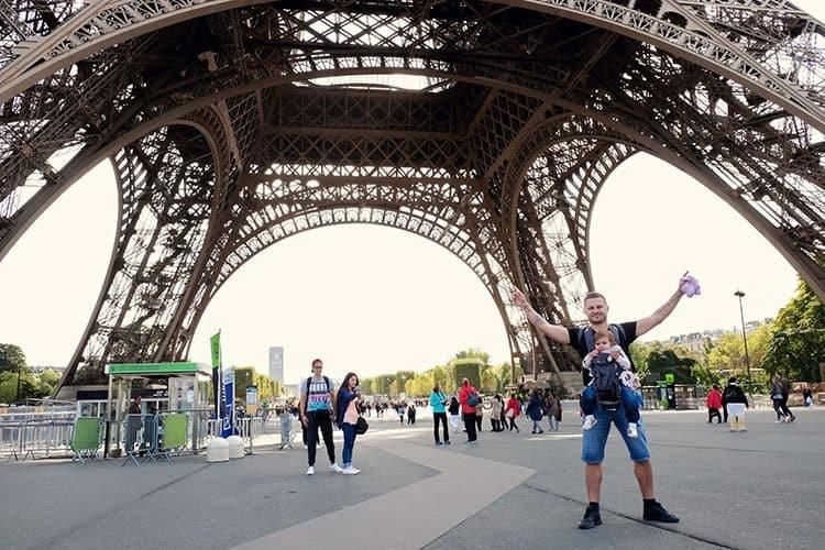 Eiffel Tower Andrzej