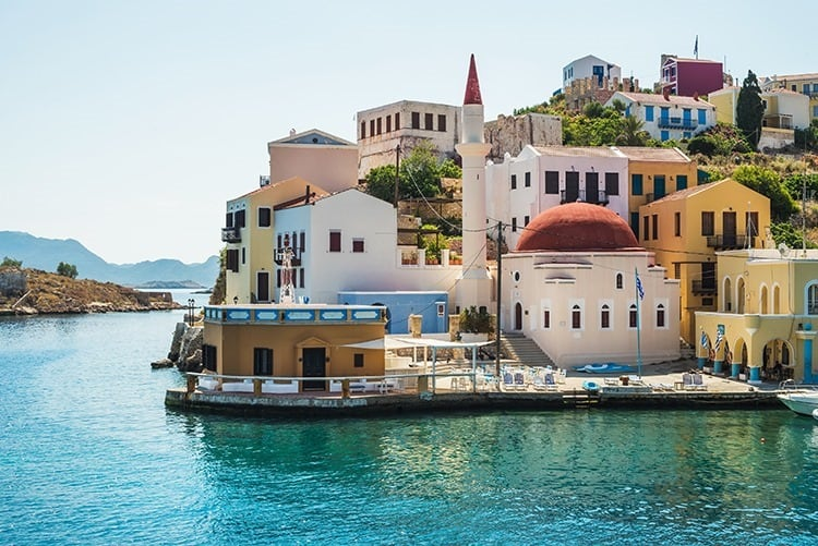Kastellorizo Greece
