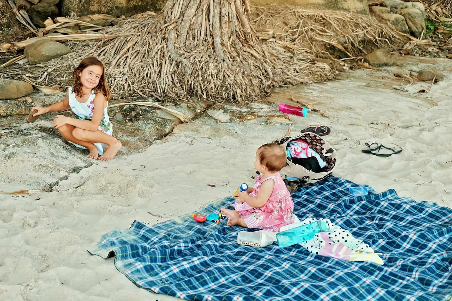 Avalee on the Beach