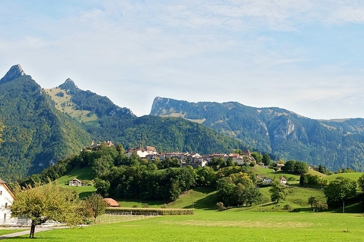 Gruyères Switzerland