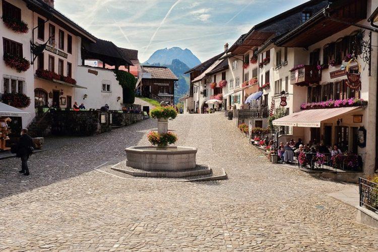 Gruyeres Switzerland best places to visit