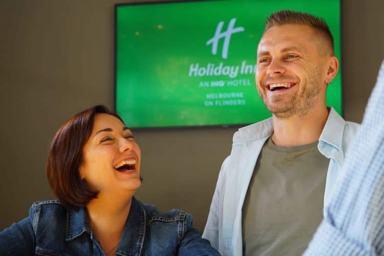 Holiday Inn on Flinders Melbourne