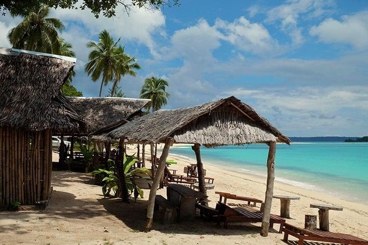 Port Orly Espiritu Santo Vanuatu