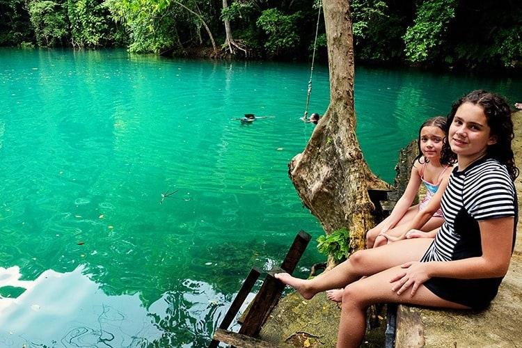 Riri Blue Hole Vanuatu