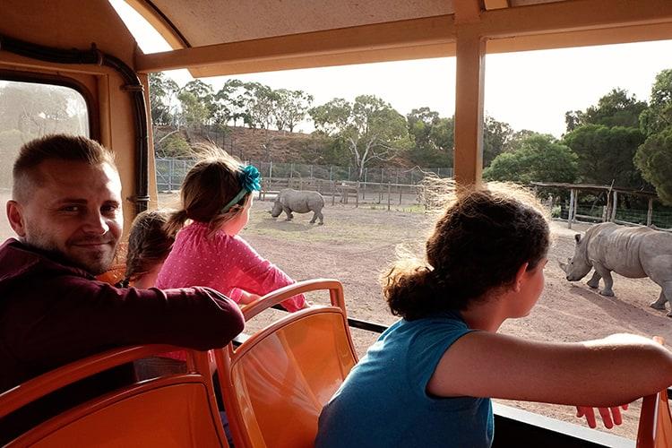 Werribee Open Range Zoo Melbourne