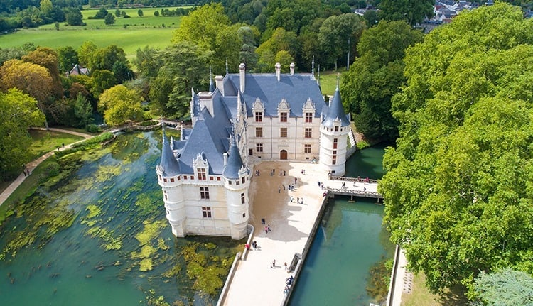 Best Châteaux of the Loire Valley France