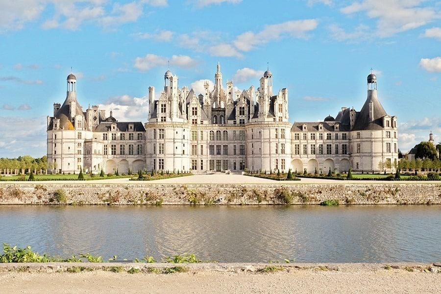 Château de Chambord Loire Valley France