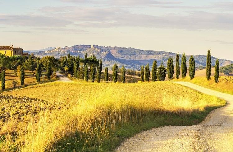 Road Trip Tuscany with Kids
