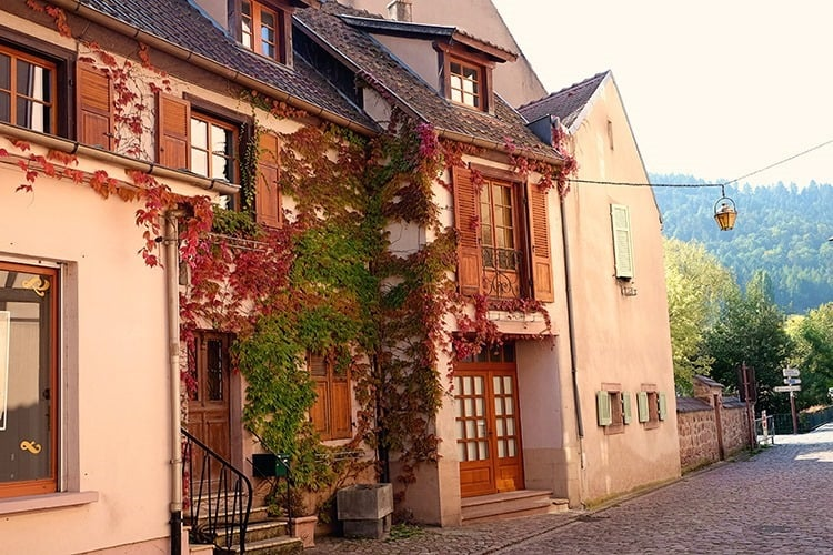 Alsace Village France Kaysersberg