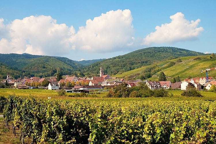 Best Villages in Alsace France