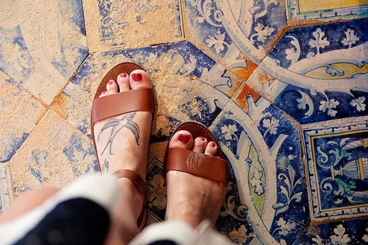 Castle Chenonceau Floor