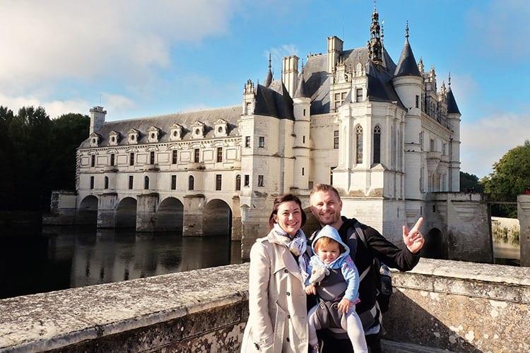 Castle Chenonceau France