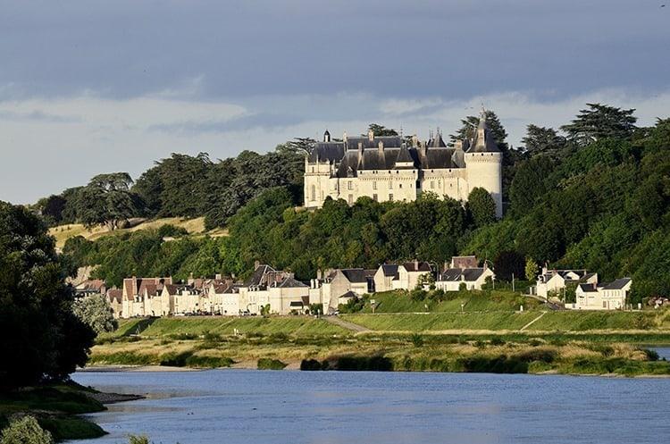 Chaumont Château Loire Valley
