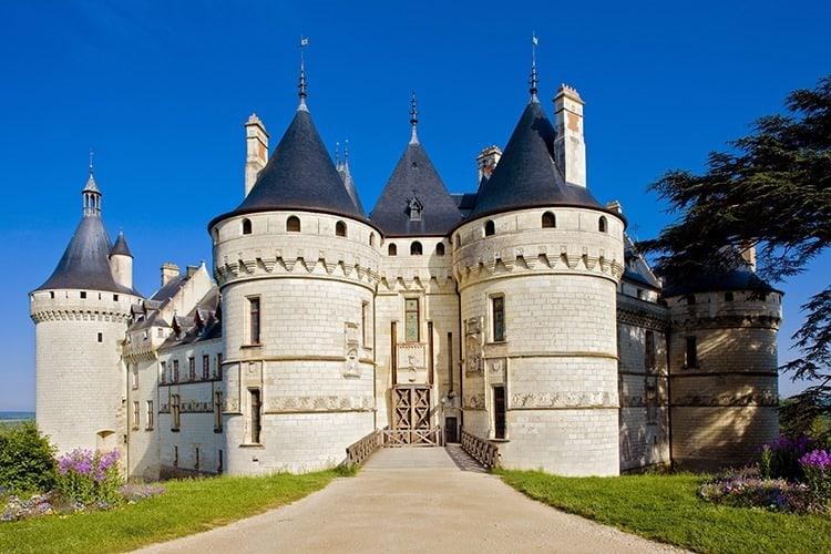 Chaumont-sur-Loire Castle France